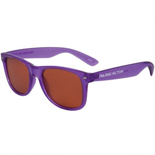 Paris Hilton - Diffraction Lense Purple Sunglasses - - Paris Sunglasses Hilton