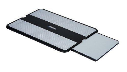 Aidata Lapdesk Tragbare Ablage für Laptops (für bis zu 39,6cm (15,6Zoll) große Laptops)
