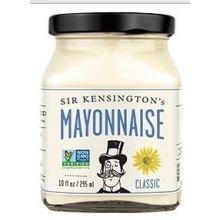 Sir Kensingtons Gourmet Classic Mayonnaise, 10 Fluid Ounce - 6 per case.