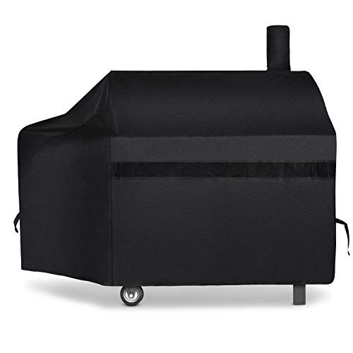 iCOVER Offset Smoker Cover