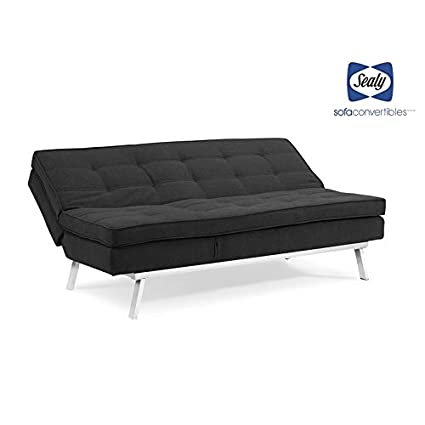 Fine Amazon Com Sealy Lawrence Split Back Convertible Sofa With Gmtry Best Dining Table And Chair Ideas Images Gmtryco