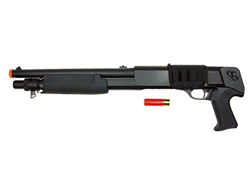 DE Model-799S Tri-Burst Shot Gun w/Pistol Grip&Shell Holster