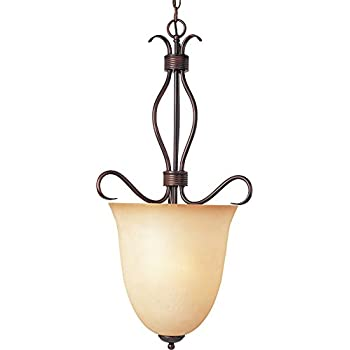 maxim lighting 10130wsoi basix 2light entry foyer pendant oil rubbed bronze