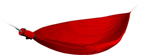 - Sea to Summit Pro Hammock Single - Red - for Travel & Camping - Lightweight & Compact