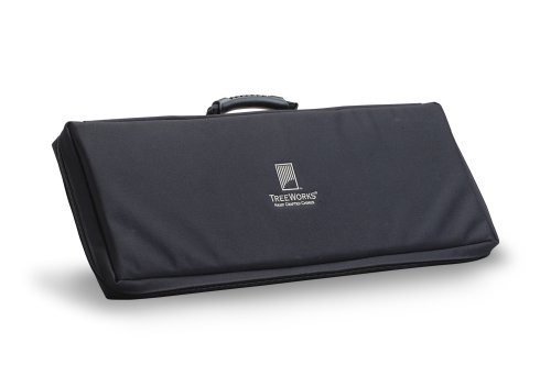 Chime Case - TreeWorks Chimes TRE51 Hard-Sided Gig Bag and Transport Case for Wind Chimes or Bar Chimes
