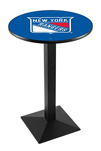 Holland Bar Stool L217 NHL New York Rangers Officially Licensed Pub Table, 28