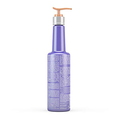 Global Keratin GK hair Purple Shampoo /Toner Silver Bombshell for Blonde and Gray Hair Removes Yellow Brassy Tones for Woman (280 ml/9.5 oz)
