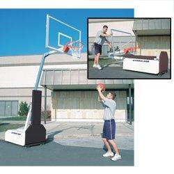 Hydra Rib 960 Portable Basketball Hoop with 54 Inch Acrylic Backboard
