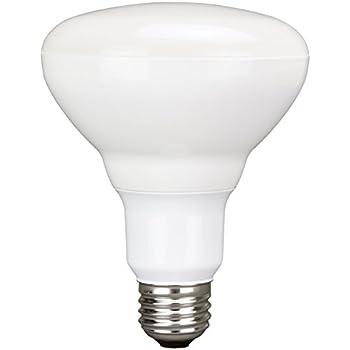 utilitech pro 2 pack 17 5 watt 85w equivalent 441164 br40 medium base dimmable soft white led. Black Bedroom Furniture Sets. Home Design Ideas