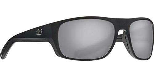 Costa Del Mar - Tico - Midnight Blue Frame-Grey Silver Mirror 580 Glass Polarized Lenses - Grey Polarized Mirror