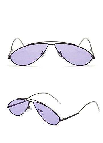 metálica Gafas la Que Hombres de Caja Pequeña GUO de Las H Personalizada Sol de Gafas A Sol Xfwf78q