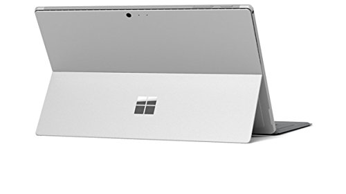 Microsoft Surface Pro 256GB i5 with Black Type Cover Bundle (8GB RAM, 2.6GHz i5, 12.3 Inch TouchScreen) Newest Version 2017