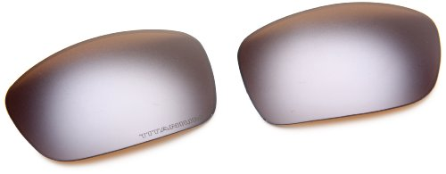 Oakley Fives 3.0 16-433 Iridium Rimless Sunglasses,Multi Frame/Titanium Lens,One Size