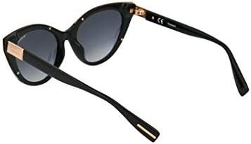 Trussardi Luxury Fashion Femme STR3730700 Noir Lunettes De Soleil | Saison Permanent