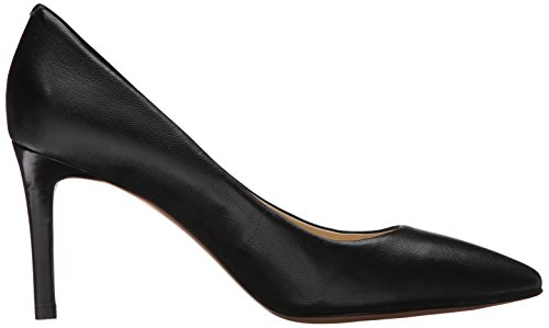 Nine West Charly cuero de la bomba de vestir Black Leather