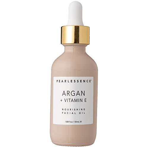 Pearlessence Balancing Facial Oil Argan + Vitamin E, 1.8 Oz
