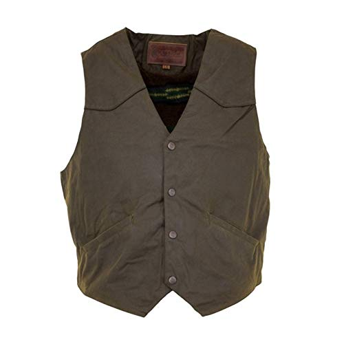 - Outback Trading Men's Cliffdweller Vest, Bronze, XX-Large