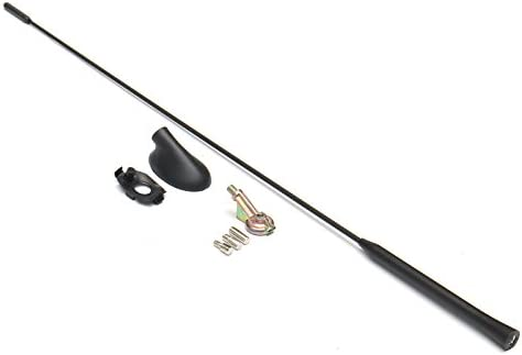 For Ford Focus 2000-2007 Roof Signal Radio AM//FM Antenna Aerial Mast /& Base Kit