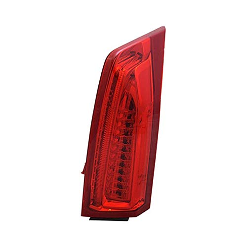 Value Driver Side Tail Light Assembly For Cadillac ATS/ATS-V OE Quality Replacement
