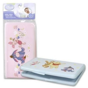 Disney Eeyore & Piglet Baby Wipes Case (Blue - Pooh & Tigger)