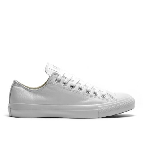 Converse Unisex Chuck Taylor All Star Ox (10 D(M), White)