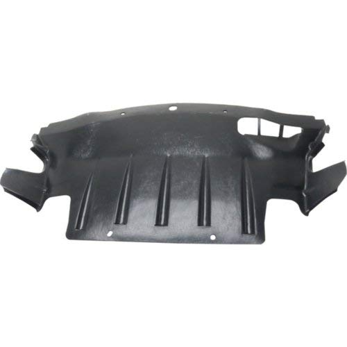 Garage-Pro Center Engine Splash Shield for CHRYSLER 300 2015-2018 Under Cover Vacuum Form AWD