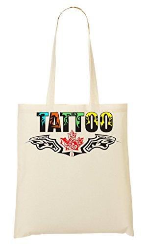 Sac À Tout Provisions Canada Fourre Sac Tattoo CP 76nYXwaqv6