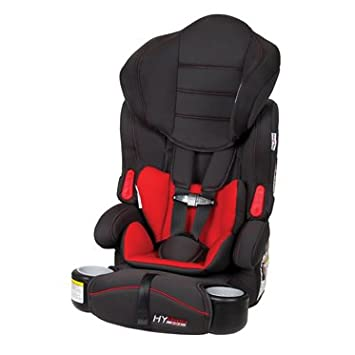 Baby Trend Hybrid 3 In 1 Booster Car Seat Rumba Red