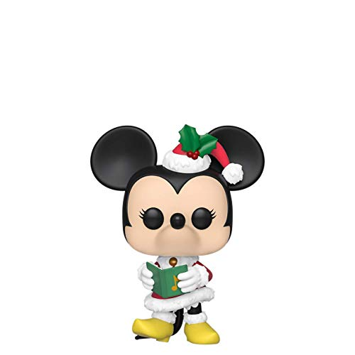 Funko Pop! Figura De Vinil Disney Holiday - Minnie, Multicolor, Estandar