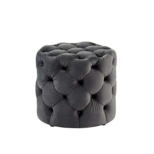 HOMES: Inside + Out Ottomans, Gray from HOMES: Inside + Out