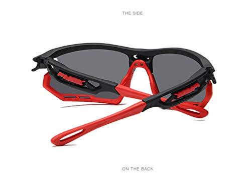 Polarizadas Aili De Sol B Sol De A UV400 Mujer Gafas Playa Gafas Hombre Estilo Viajes Conducir para Gafas Pttngx1