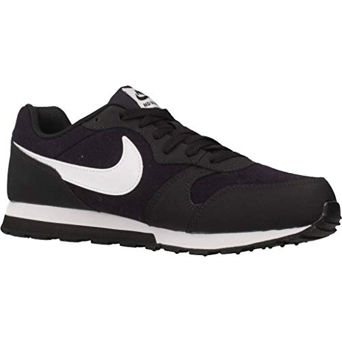 Runner Grey Bambino Da 2 Scarpe gs Nike Basse Md 001 white black Ginnastica Multicolore oil Pq8Xwx5