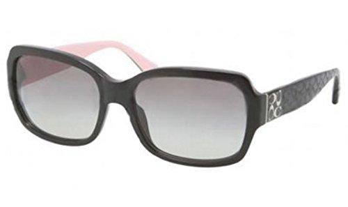 Coach Sunglasses HC 8001 BLACK 5053/11 - Coach Glasses Women