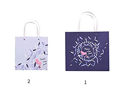 Amazon Novelty Paper Party Bags With Handles Gift For