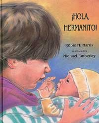Read Online Hola Her Manito!/Hello New Baby (Spanish Edition) PDF