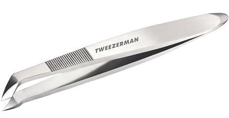 Tweezerman 3296-P - Cortacuticulas en pinza, estuche: Amazon.es: Salud y cuidado personal