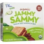 Bar Jmy Smy Cnnmn Otl 5Pk (Pack of 6) - Pack Of 6 by Plum Organics