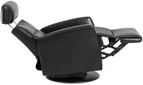 Divani IMG Motorized Power Swing Glider Relaxer Recliner Chair