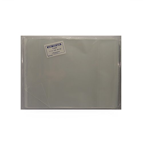 100-9-x-12-poly-clear-plastic-t-shirt-apparel-bags-2-mil-2-back-flap-lock