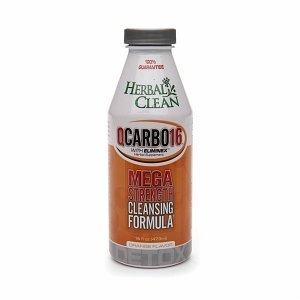 Herbal Clean QCarbo16, Orange 16 fl oz (473 ml) by AB