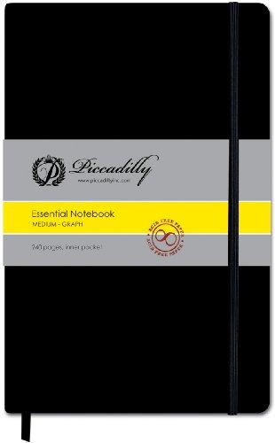 piccadilly-essential-notebook-medium-black-graph