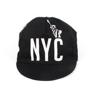 Giordana 2015 New York City Liberty Cycling Cap - GI-S3-COCA-TEAM-NYCL (NEW YORK CITY BLACK - One Size)