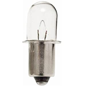 Ryobi & Craftsman 27153 Flashlight Replacement 12V Krypton Bulb # 973638001