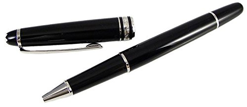 Montblanc Meisterstuck Classique Black Rollerball Pen 2865 by MONTBLANC (Image #1)