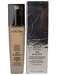 - Lancôme Teint Idole Ultra 24h Wear & Comfort Retouch-free Divine Perfection Foundation - Oil-free. Fragrance-free SPF 15 (140 Ivoire N)