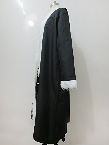 Fairy Tail Laxus Dreyar Cosplay Costume Only Coat ...