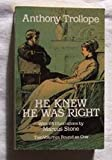 He Knew He Was Right, Anthony Trollope, 0486245314