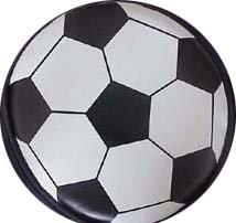 Soccer Cd Holder - 3