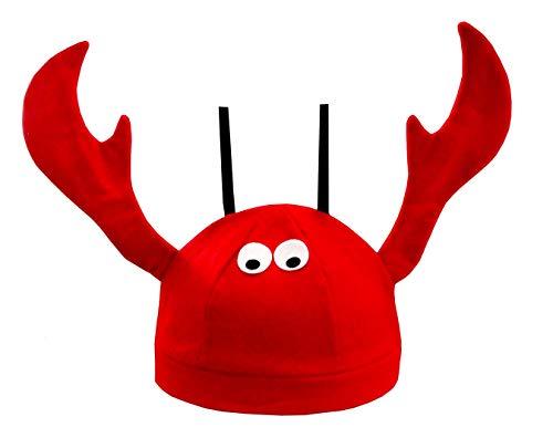 Novelty Hat Lobster Crawfish Seafood ()