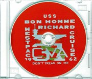 USS Bon Homme Richard CVA 31 1962 - 1963 Cruise Book